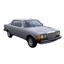-W123- Coupe (1977-1985)