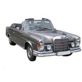 -W111- Convertible (1961-1971)