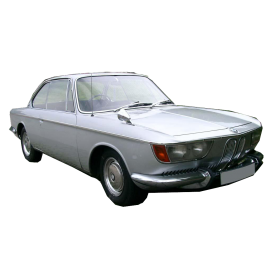 09 - 2000-3.2 - Coupe (1965-1976)