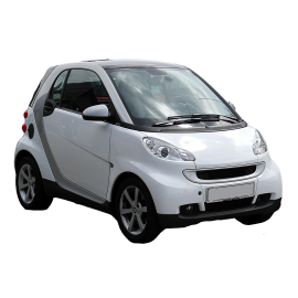 FORTWO Coupe (2007-onwards)