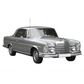 -W111- Coupe (1961-1971)